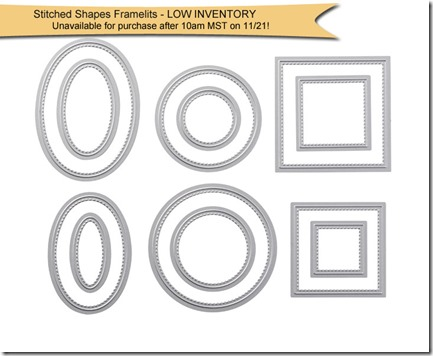 stitched shames framelits low inventory copy