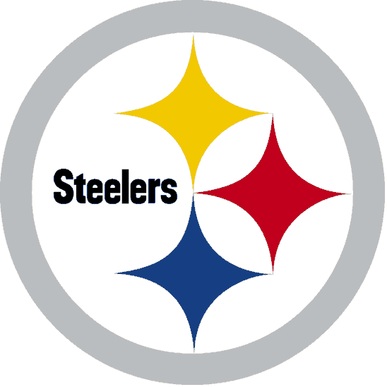 Packers Steelers Logo. Steelers Team Colors: Pacific