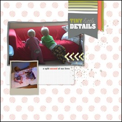 Digital Scrapbooking Week 2012 Layout-002
