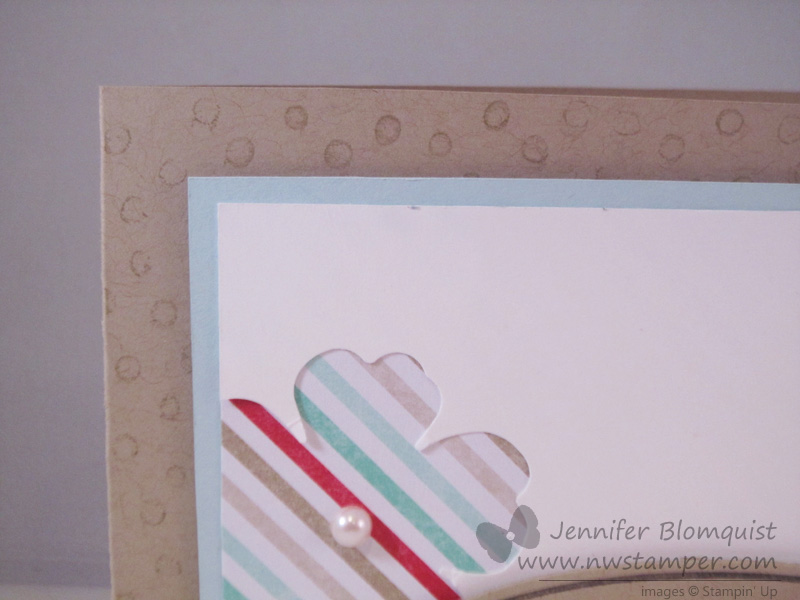 stamping with embossing folders