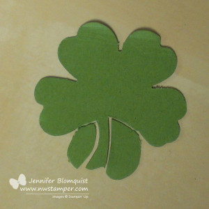 punch art shamrock