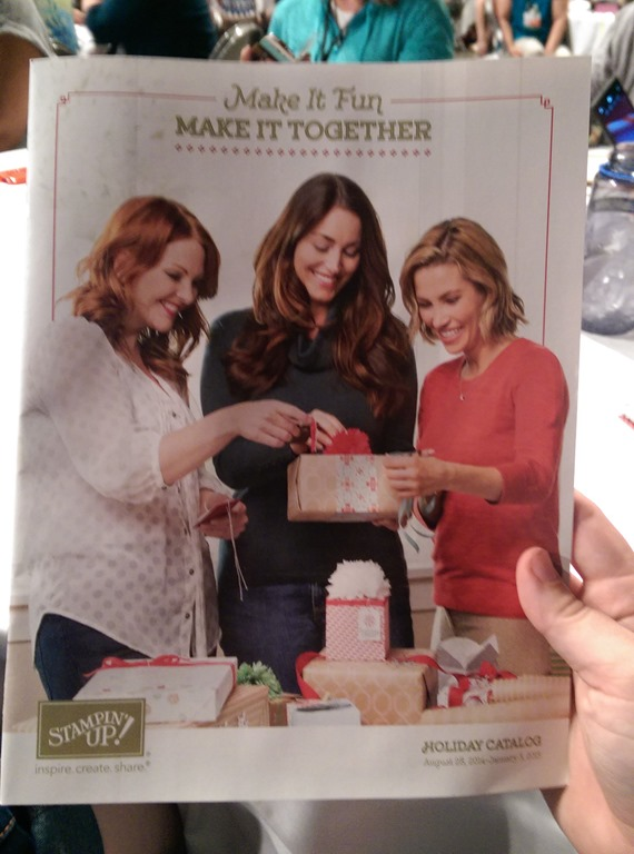 2014 Stampin' up Holiday catalog