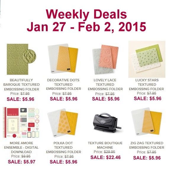 weekly deals 1-27-15