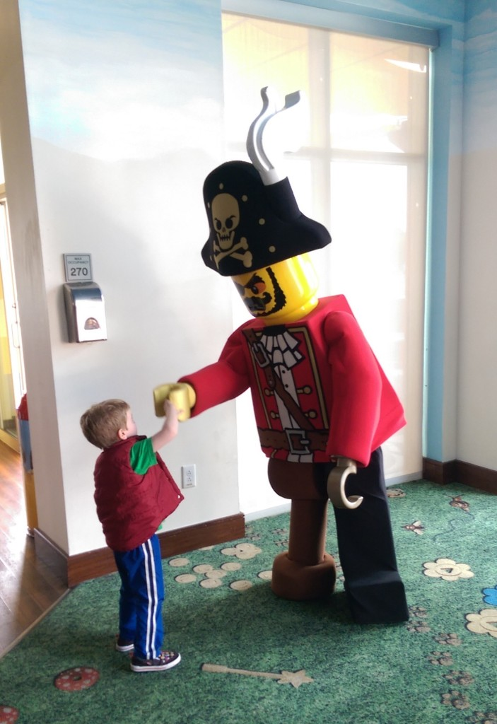 nicholas and the pirate lego