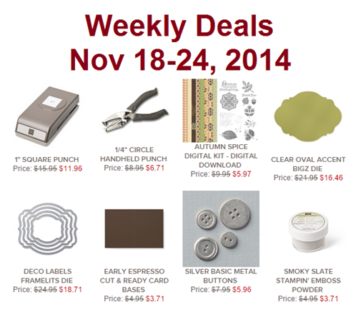 weekly deal 11-18-14