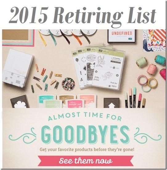 2015 retiring list