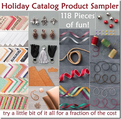 Holiday Catalog Sampler image